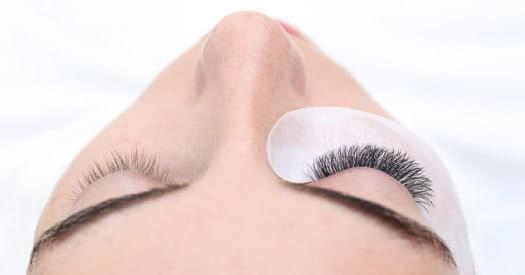 lash extension package